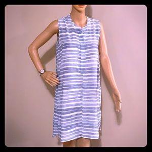 Ladies size Medium shirt dress
